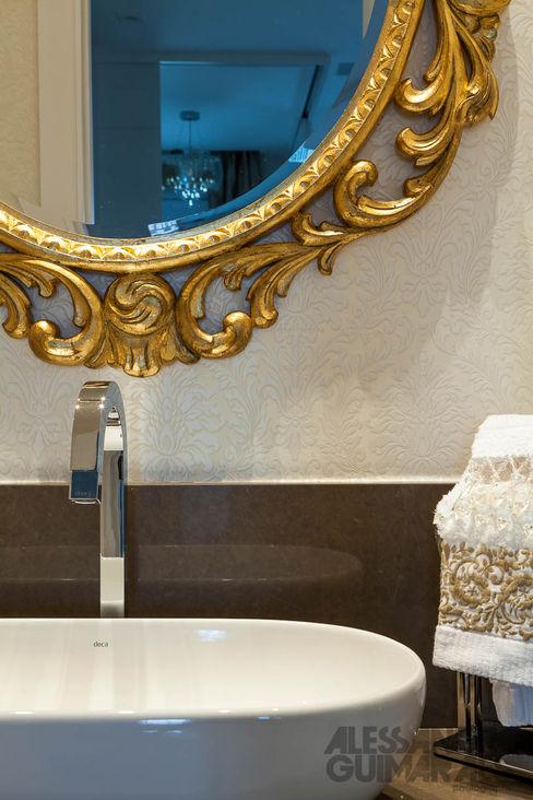 Martins Valente Arquitetura e Interiores BathroomFittings