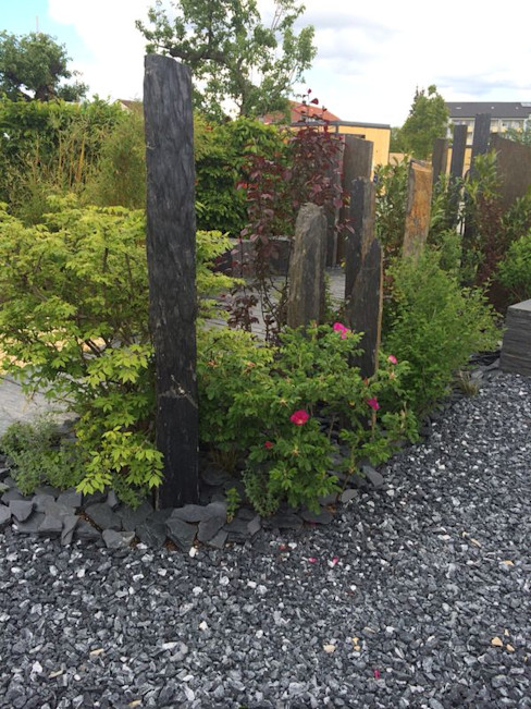 MM NATURSTEIN GMBH Сад в классическом стиле