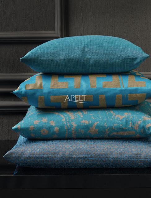 Alfred Apelt GmbH Modern Living Room Turquoise