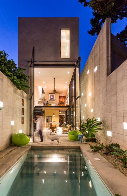 Taller Estilo Arquitectura Eclectic style houses