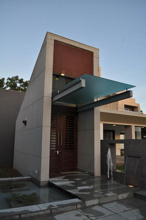 Vipul Patel Architects Modern Houses