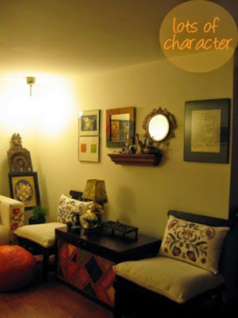 srisutath 现代客厅設計點子、靈感 & 圖片