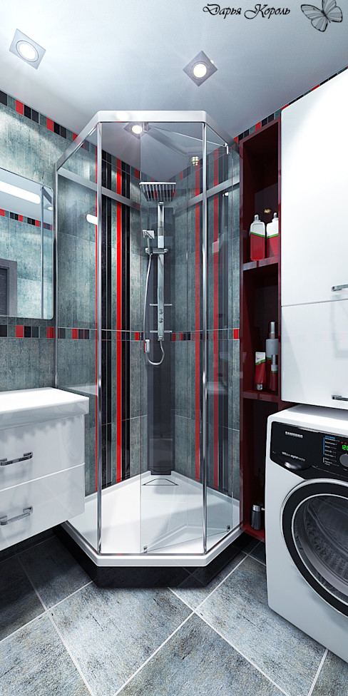 Your royal design Industrial style bathroom