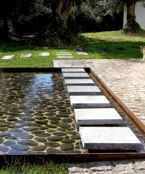 Minimal garden Atelier Jardins do Sul Jardins minimalistas