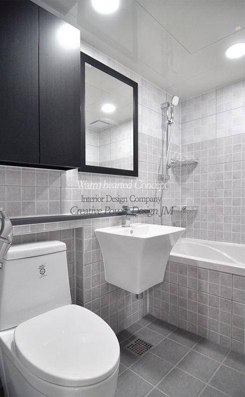 수원 정자동 한라비발디 27평 JMdesign 모던스타일 욕실