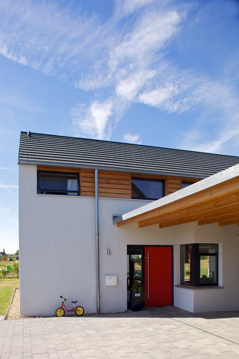 Gondesen Architekt Casas de estilo escandinavo