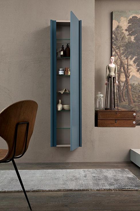 Mastella Design Moderne badkamers MDF Blauw
