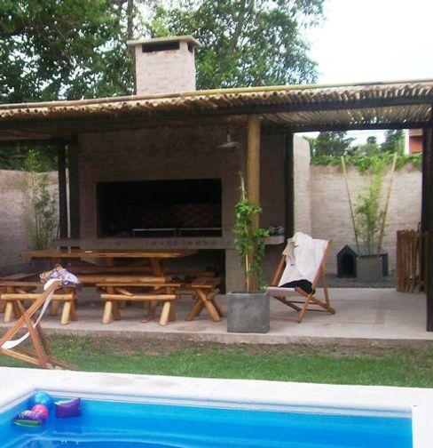 Casa en Ituzaingo AyC Arquitectura Casas modernas: Ideas, imágenes y decoración