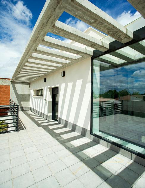 Mascagni arquitectos Modern houses