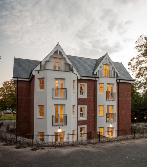 Calverley Park Robyn Falck Interiors Modern houses