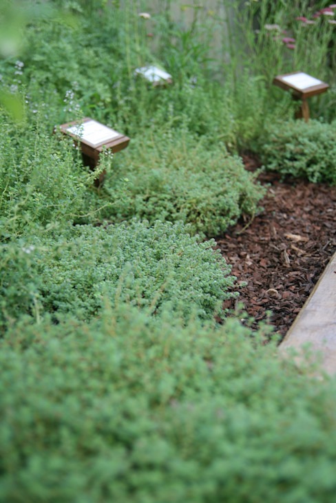 푸르네 Tropical style garden