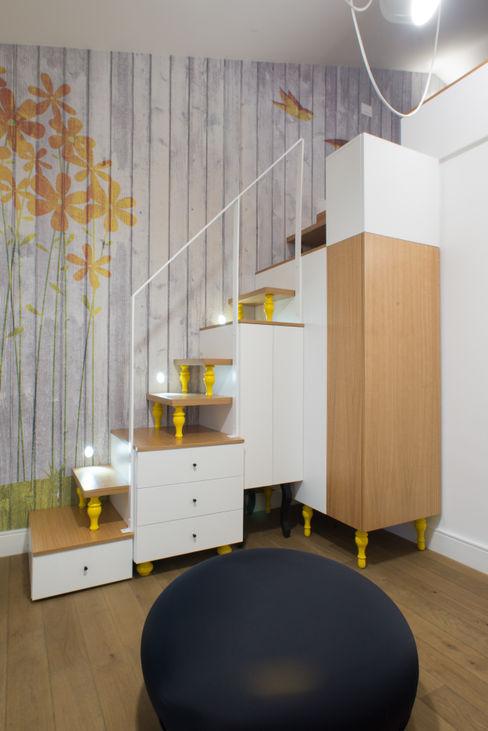 ZETAE Studio غرفة الاطفال