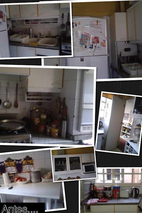 homify Cuisine coloniale