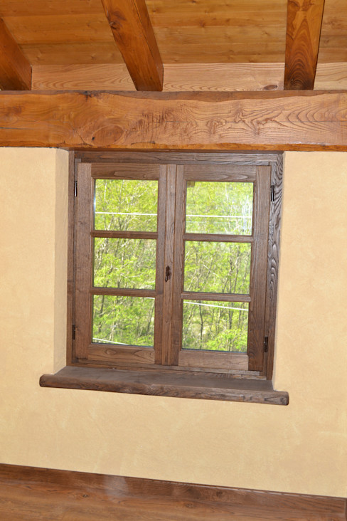 Realizzazioni Falegnameria Negro snc. Modern windows & doors