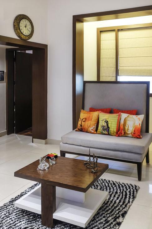 Studio Ezube غرفة المعيشة