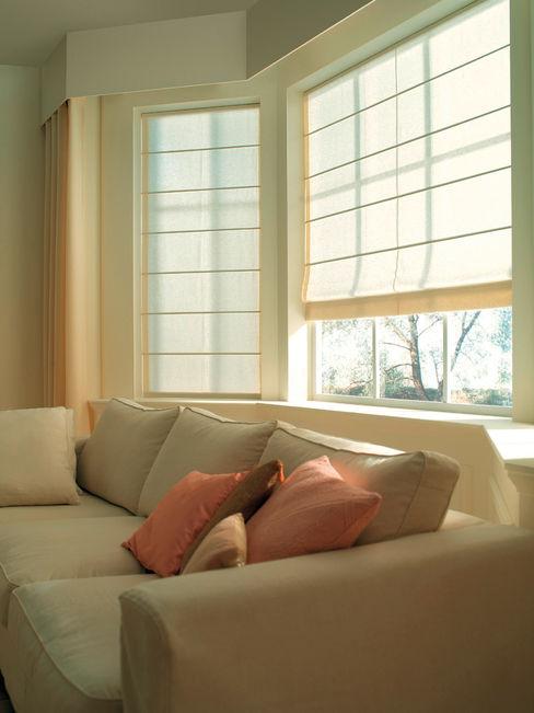 Creatives Wohnen Windows & doors Blinds & shutters Cotton Yellow