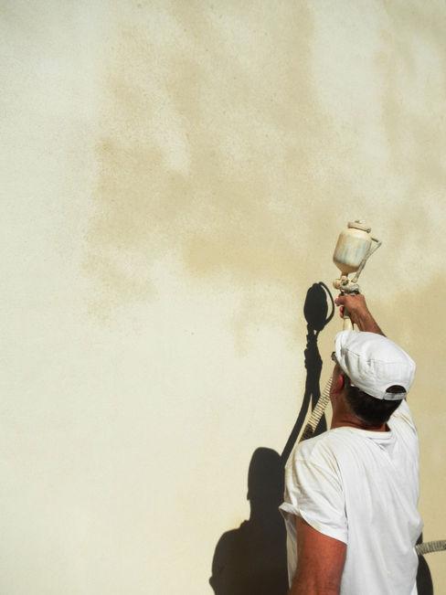 Renovação de Fachadas / Reparação de Fendas RenoBuild Algarve Casas mediterrânicas