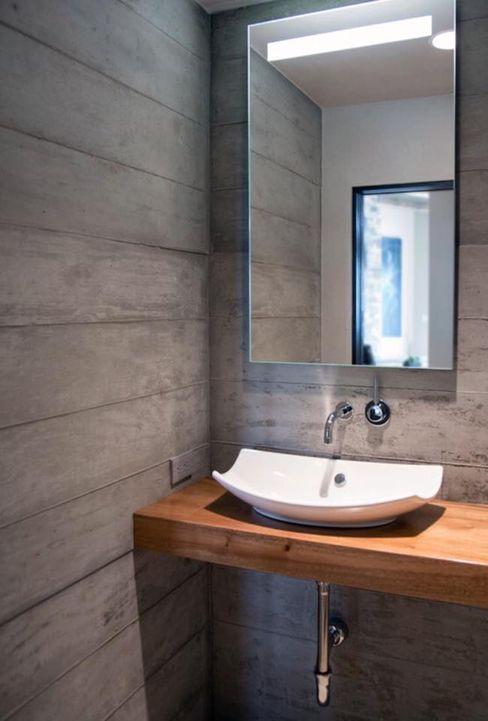 Çalışmalar DEKORKUR Mimarlık Modern Banyo
