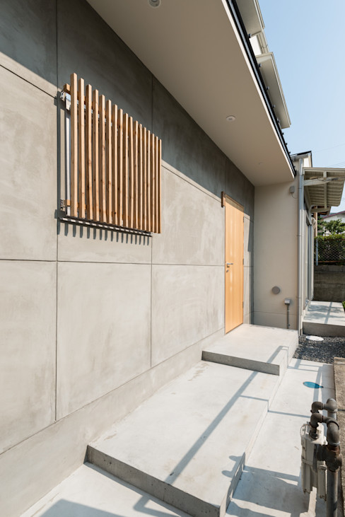 coil松村一輝建設計事務所 Ausgefallene Häuser
