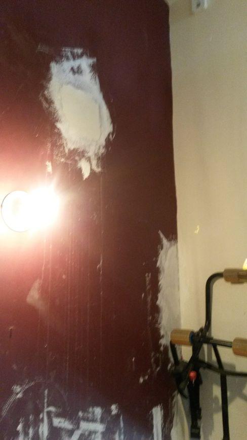 ER Design. @eugeriveraERdesign ミニマルスタイルな 壁&床
