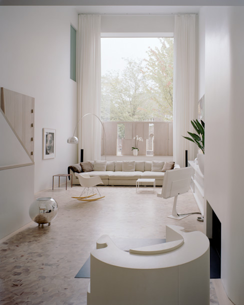 bv Mathieu Bruls architect Living room