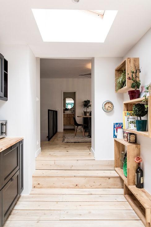 Olivier Stadler Architecte Modern kitchen