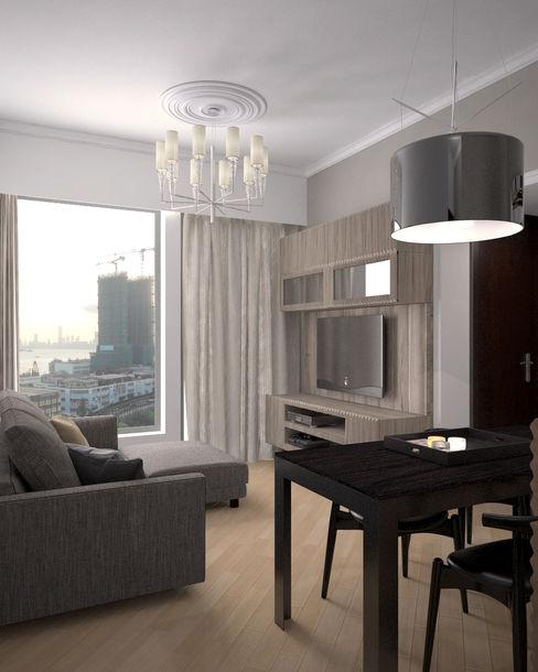 Nelson W Design Living room