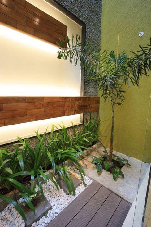 Ansari Architects Jardines de estilo moderno