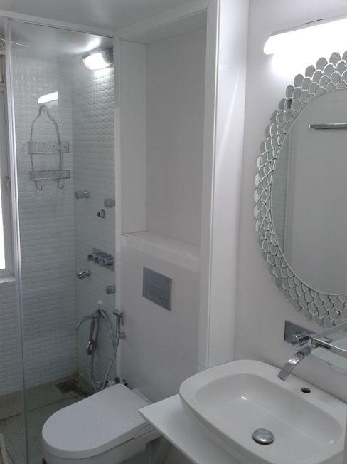 Mr Kamdar 19th Floor TRINITY DESIGN STUDIO Modern Bathroom