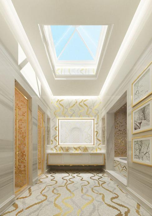 Interior Design & Architecture by IONS DESIGN Dubai,UAE IONS DESIGN Classic style bathrooms