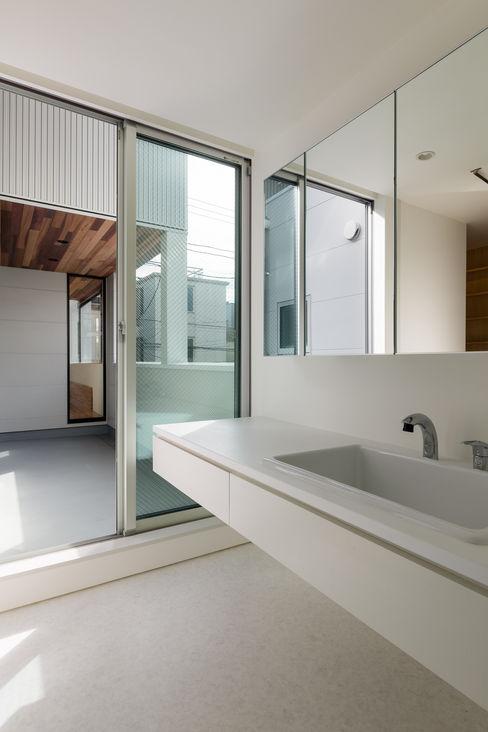 設計事務所アーキプレイス Salle de bain moderne