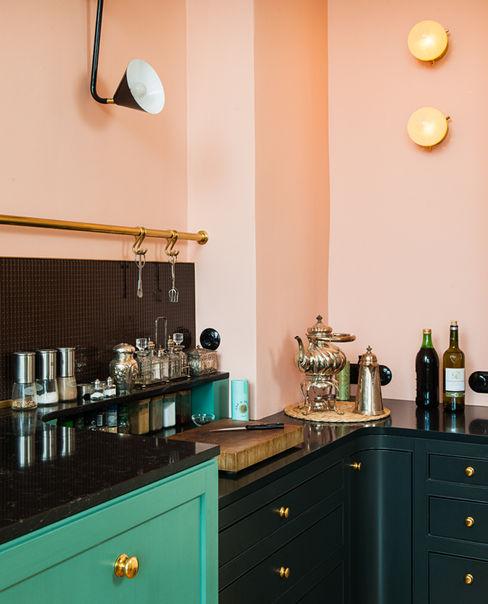 Heart Of The Home Gisbert Pöppler Architektur Interieur Moderne Küchen Mehrfarbig