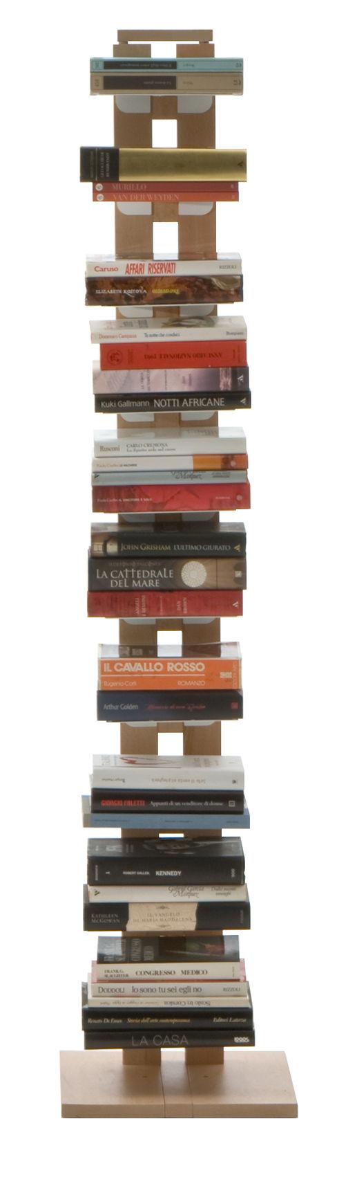 Zia Ortensia | Column bookshelf | h 150 cm Le zie di Milano HouseholdHomewares Solid Wood Wood effect