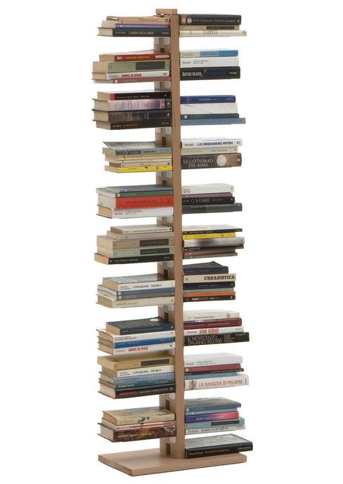 Zia Bice | Column bookshelf | h 150 cm Le zie di Milano HouseholdHomewares Solid Wood Wood effect
