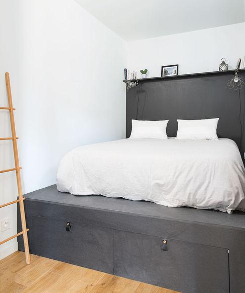 Studio Créqui atelier DiTO Chambre minimaliste