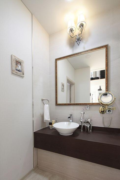동화 속에 나오는 언덕 위 나의 집(충주 괴동리) 윤성하우징 클래식스타일 욕실