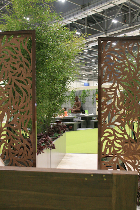 Grand Designs-Work Life Balance Cultivate Design Moderne tuinen