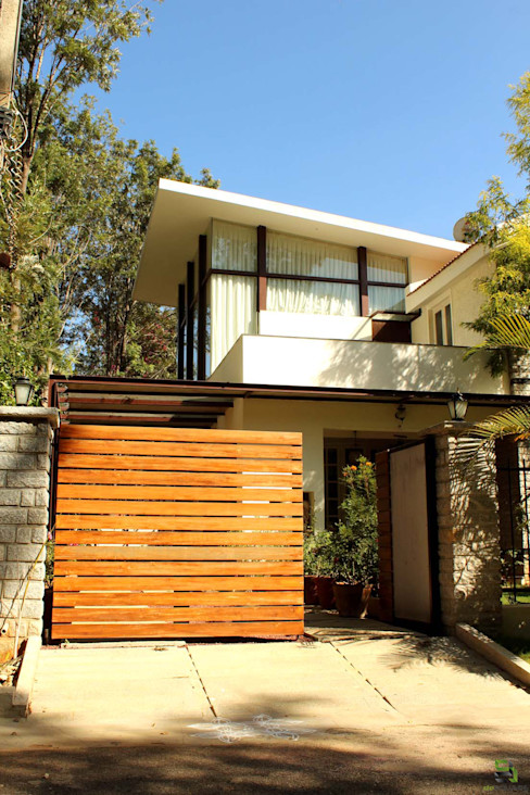 de square 現代房屋設計點子、靈感 & 圖片