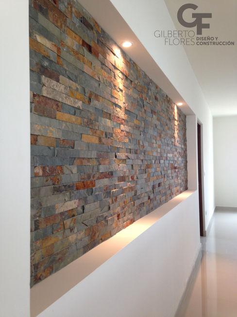 GF ARQUITECTOS Modern walls & floors