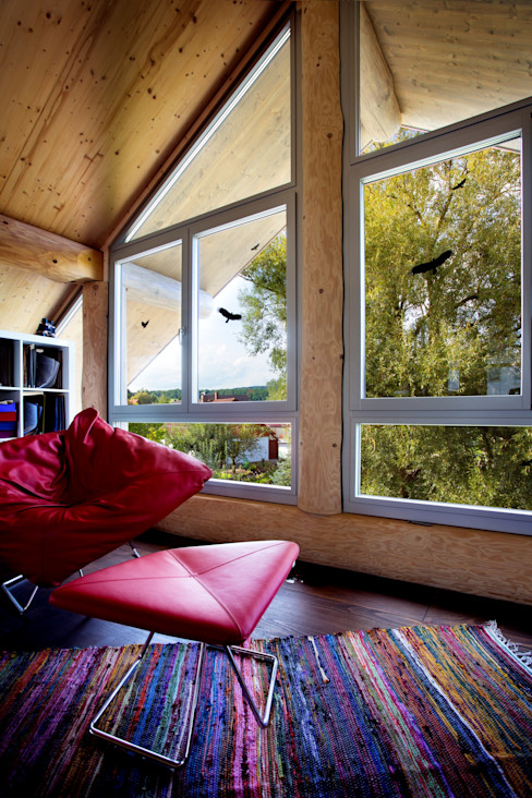 Kneer GmbH, Fenster und Türen Puertas y ventanas de estilo rústico
