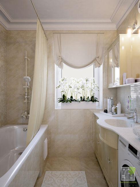 Елена Марченко (Киев) Salle de bain classique