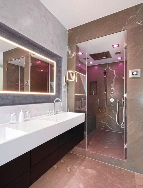homify Salle de bainLavabos