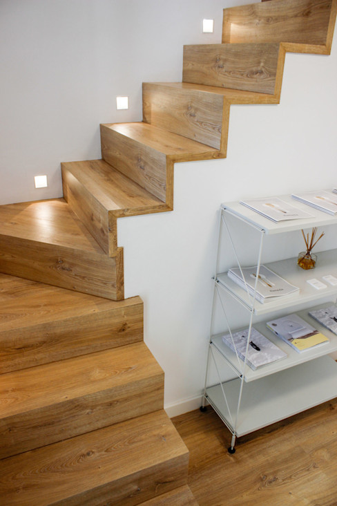 homify Treppe Holz
