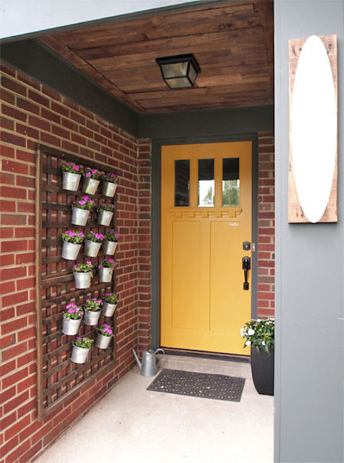 Add Plants Simran Kohli Modern Terrace