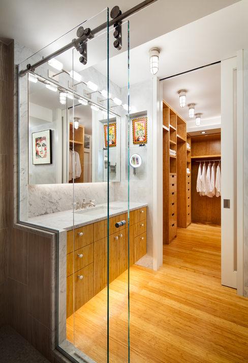 Lilian H. Weinreich Architects Bagno moderno Bambù