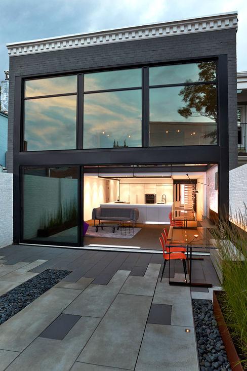 Salt + Pepper House KUBE architecture Modern Houses