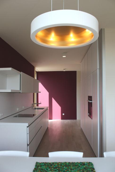 Küchenzeile ARCHITEKTEN BRÜNING REIN Moderne Küchen