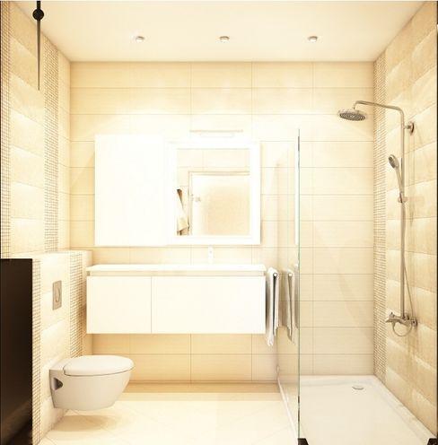 Надежда Лашку Modern Bathroom