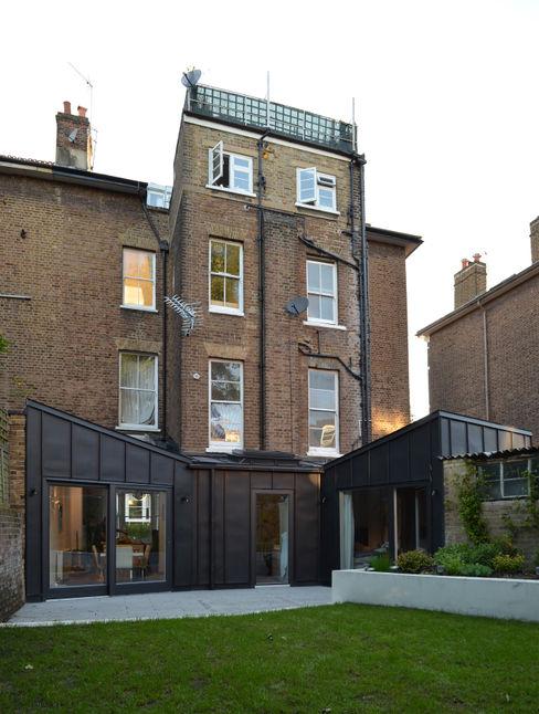 South Hill Park Belsize Architects Modern houses