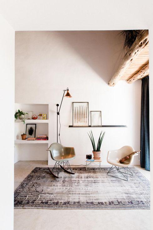 Ibiza Campo - Guesthouse Ibiza Interiors Living room